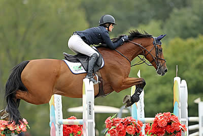 Brooke Kemper and Sara Taylor Capture Featured Class Wins at Culpeper Finals