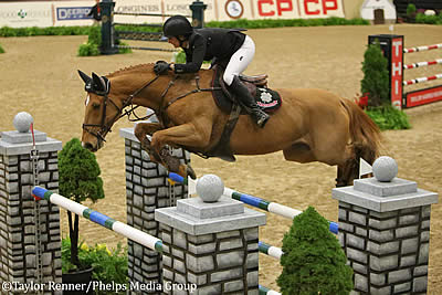 World Equestrian Games Team Gold Medalists to Compete at National Horse Show