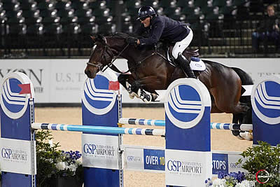 Paul O'Shea Flies to 1st and 2nd in $132k Greenville-Spartanburg Int'l Airport Grand Prix CSI 3*
