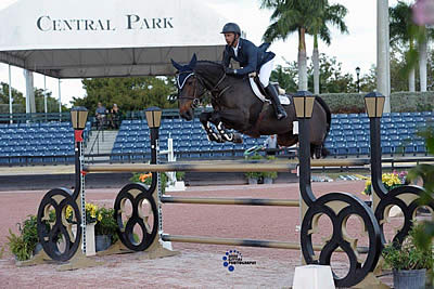 Barrios and Elano 22 Earn Blue in $25,000 Osphos Grand Prix in ESP Fall Finale