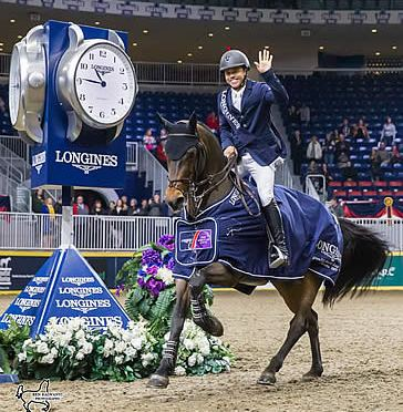 International Show Jumping Stars Set for Toronto's Royal Horse Show