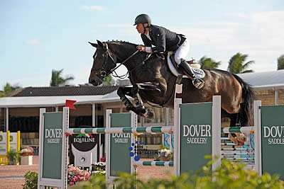 Lecuona Leaps to Victory in $25k Equine Tack & Nutritionals Grand Prix to Conclude ESP Fall Series