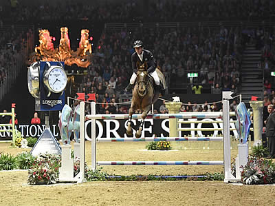 Live TV Coverage of Olympia Set to Feature Heavily over Christmas Period