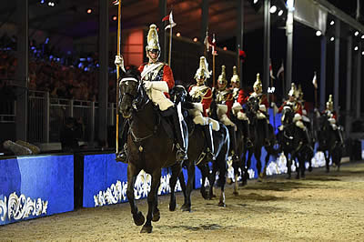 'The Pageant' at Royal Windsor Horse Show
