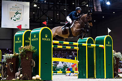 CHI Geneva Welcomes Leading Riders to Rolex IJRC Top 10 Final and Rolex Grand Prix