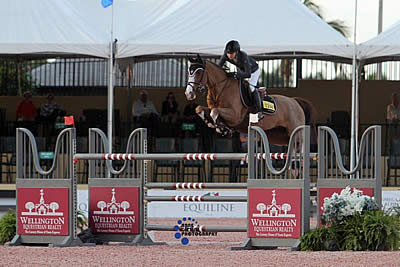 Abigail McArdle and Cade Jump into First in $25,000 ProElite Grand Prix at ESP Holiday II