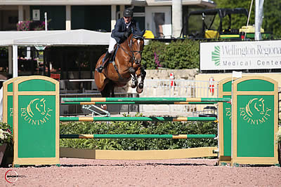 Celso Ariani Victorious in $35,000 Equinimity WEF Challenge Cup Round 1