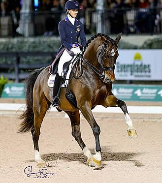 "Laura Graves and Verdades Wow Spectators with Freestyle Victory at ""Friday Night Stars"""