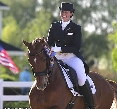 Because of Horses Podcast Welcomes Dressage Rider Reese Koffler-Stanfield Friday, Jan. 18