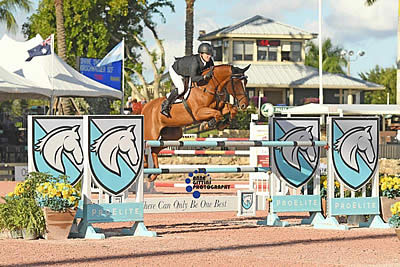 Sweetnam Sails to Victory with Kirschwasser SCF in $50,000 Equiline Grand Prix