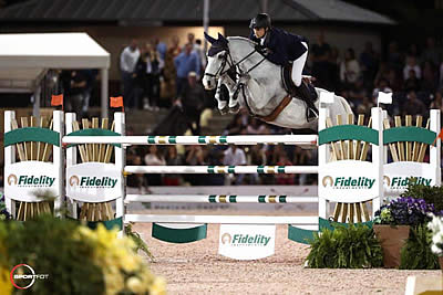 Martin Fuchs and Clooney 51 Capture First Five-Star Grand Prix Win of the WEF