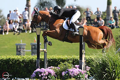 David Oberkircher and Upper Rise to the Top of the $25,000 Hermès Under 25 Grand Prix