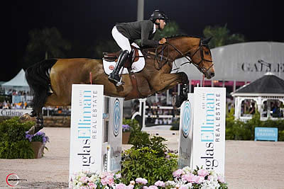 Daniel Bluman and Ladriano Z Win $391k Douglas Elliman Real Estate Grand Prix CSI 5*