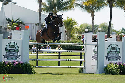 Emil Hallundbaek and Chalisco Win $209k Wellington Agricultural Services Grand Prix CSI 4*