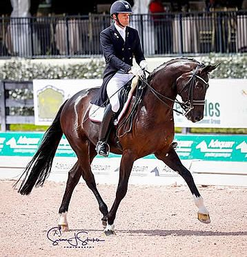 Christoph Koschel and Shakespeare Win Inaugural Future Stars Performance Series Final
