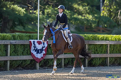 Early Spring Rankings for Washington International Horse Show Heat Up