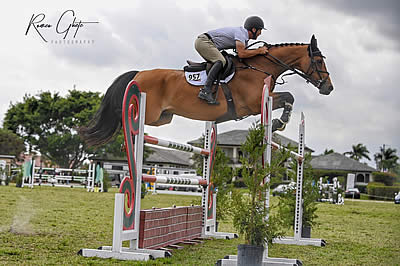 Tynan and KEC City Limits Top Out Turf Tour Grand Prix