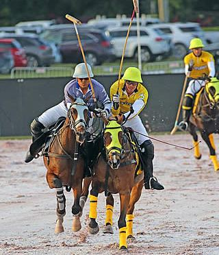 Team New York and Team Palm Beach Win First Matches of 2019 Gladiator Polo Series