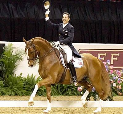 Six-time Olympian and American Dressage Icon Robert Dover to Visit Because of Horses April 19