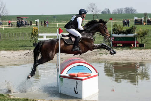 Strzegom Eventing: 4-Star Class for the Netherlands