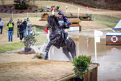 Boyd Martin and Tsetserleg Sail to Redemption with CCI 4*-S Win at The Fork