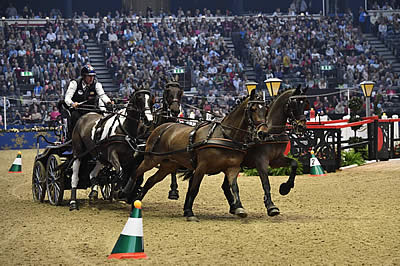 CHI Royal Windsor Horse Show to Host Extreme Driving for First Time Ever