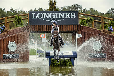 World Champion Ros Canter Debuts as Eventing World Number One