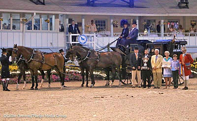 Historic Coaching Division to Return to Devon Horse Show and Country Fair