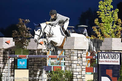 Karl Cook and Caillou 24 Can't Be Caught in $36,000 Hagyard Lexington Classic CSI3*