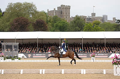 How to Watch the CHI Royal Windsor Horse Show