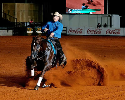 Cody Sapergia Rides Mr Royal Hollywood to Carolina Classic Open Derby Championship