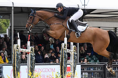 British Riders Dominate on Day Four of Royal Windsor Horse Show