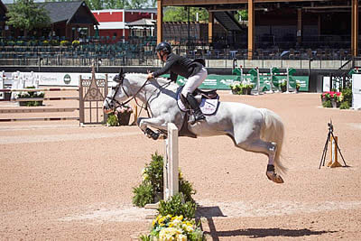 Sharn Wordley Captures $36,000 Horseware Ireland Welcome Stake CSI 2* Win at Tryon
