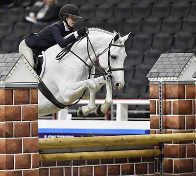 Leaders Named in Washington International Horse Show Rankings