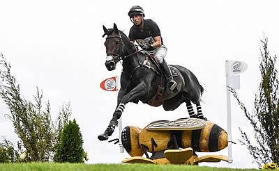 New Zealand Olympian Tim Price Debuts in Eventing World Number One Slot