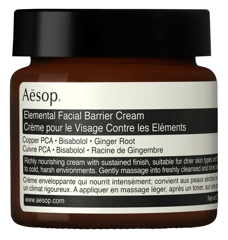 Aesop Elemental Facial Barrier Cream Review | Horses Mouth ...