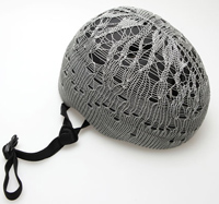A stylie helmet pullover