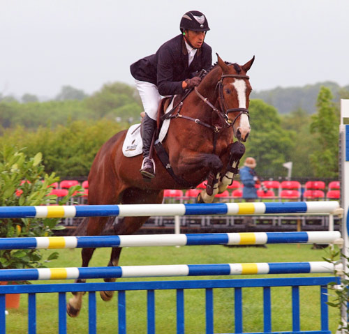 CCI**  second placegetter, Tim Price and Wesko.