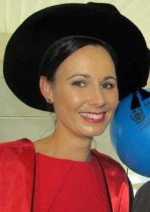 Dr Sarah Rosanowski