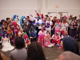 Bronies come together at Bronycon