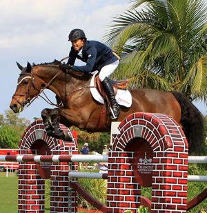 Kent Farrington and Voyeur will be competing at this year's American Gold Cup in North Salem, NY.