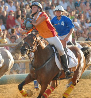Horseball latest equestrian sport to join FEI family ...