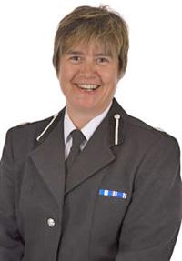 Assistant Chief Constable Sue Harrison