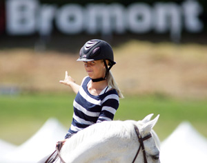 The Bromont/Montreal team is re-bidding for WEG 2018.
