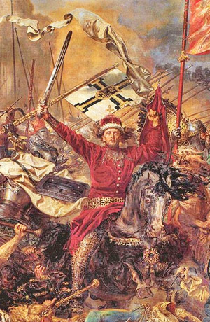King Vytautas the Great.