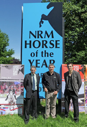 NRM is the title sponsor for New Zealand's 2014 Horse of the Year show.