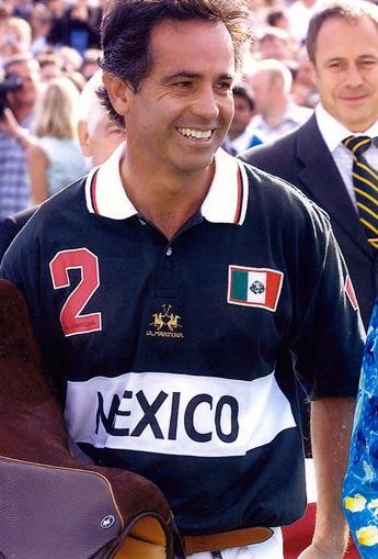 Carlos Gracida.