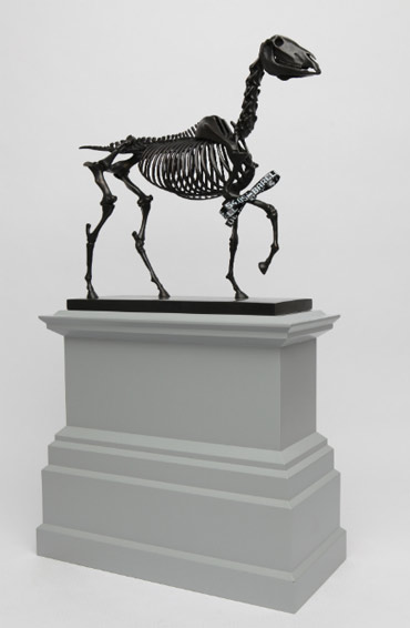 Hans Haacke's sculpture will grace London's Trafalgar Square next year. Photo:  London.gov.uk