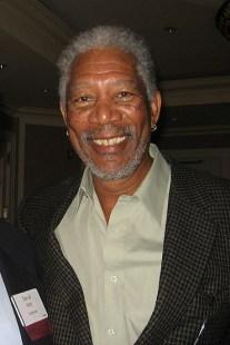 Morgan Freeman. Photo: David Sifry/Wikipedia