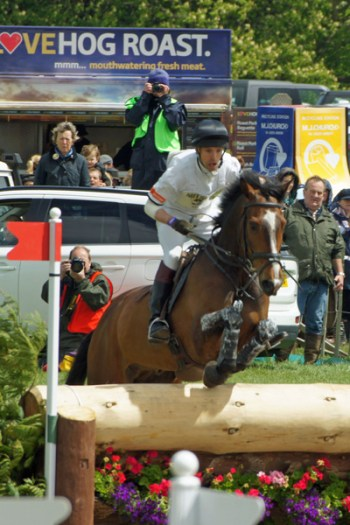 Harry Meade and Wild Lone.
